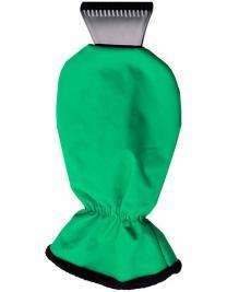 Eiskratzer mit XXL-Schutz-Handschuh